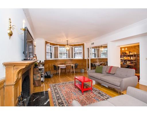 Condominio por un Venta en 280 Commonwealth Avenue 280 Commonwealth Avenue Boston, Massachusetts 02116 Estados Unidos