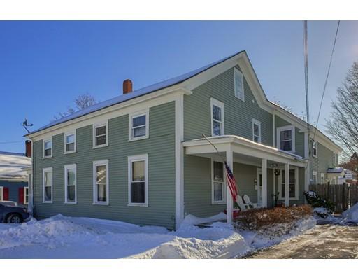 多户住宅 为 销售 在 17 Cottage 17 Cottage 佩波勒尔, 马萨诸塞州 01463 美国