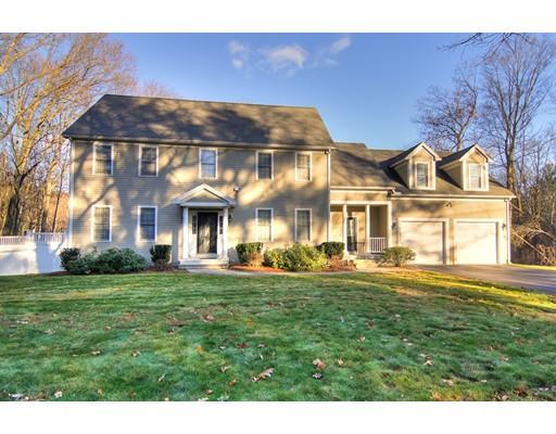Частный односемейный дом для того Продажа на 32 Maynard Road 32 Maynard Road Sudbury, Массачусетс 01776 Соединенные Штаты