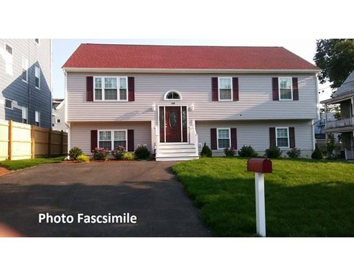 独户住宅 为 销售 在 39 Hervey Street 39 Hervey Street 布罗克顿, 马萨诸塞州 02301 美国