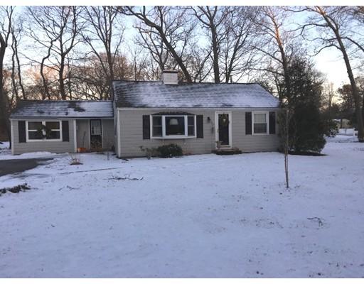 Частный односемейный дом для того Продажа на 2 JACKSON Road 2 JACKSON Road Scituate, Массачусетс 02066 Соединенные Штаты