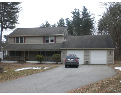 Single Family Home for Sale at 125 Dudley Road 125 Dudley Road Oxford, Massachusetts 01540 United States