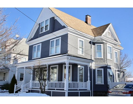 Single Family Home for Sale at 30 Sargent Street 30 Sargent Street Winthrop, Massachusetts 02152 United States