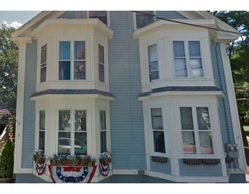 Таунхаус для того Аренда на 16 School Street #1 16 School Street #1 Newburyport, Массачусетс 01950 Соединенные Штаты