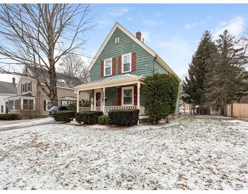 Single Family Home for Sale at 11 Hayward Street 11 Hayward Street Easton, Massachusetts 02356 United States