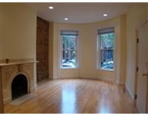 Single Family Home for Rent at 153 Warren Boston, Massachusetts 02116 United States
