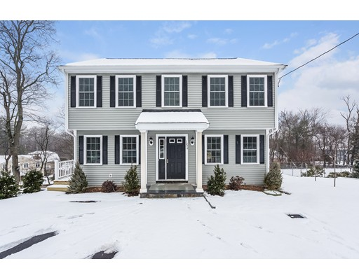 Single Family Home for Sale at 1099 Liberty Street 1099 Liberty Street Braintree, Massachusetts 02184 United States