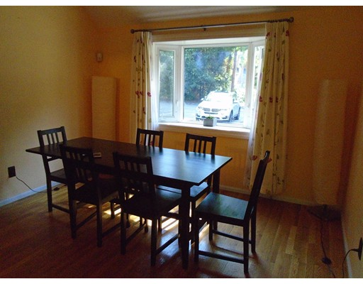 Townhouse for Rent at 50 Undine Rd. #7 50 Undine Rd. #7 Boston, Massachusetts 02135 United States