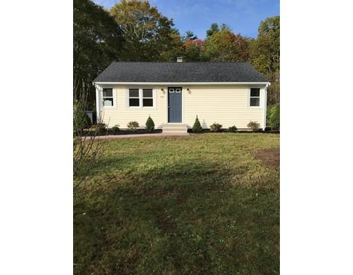 Single Family Home for Sale at 255 Turnpike Street 255 Turnpike Street Easton, Massachusetts 02375 United States