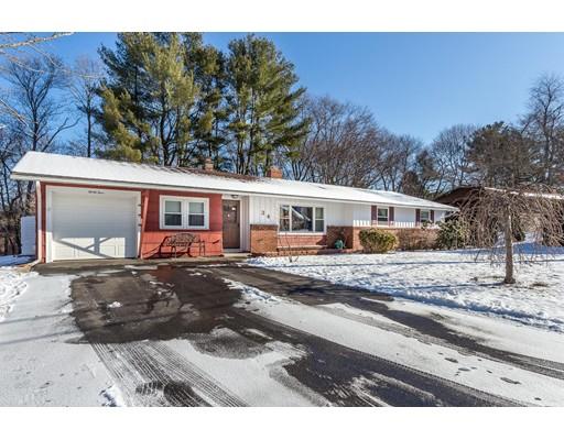 Casa Unifamiliar por un Venta en 34 Wentworth Road 34 Wentworth Road Canton, Massachusetts 02021 Estados Unidos