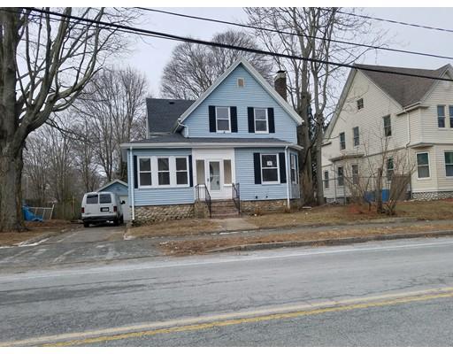 独户住宅 为 销售 在 135 Copeland Street 135 Copeland Street 布罗克顿, 马萨诸塞州 02301 美国