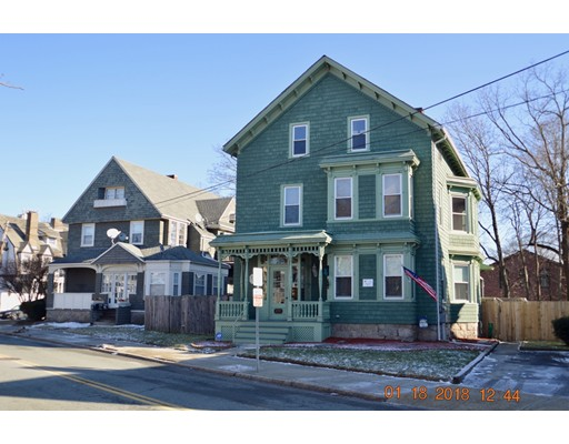 Single Family Home for Rent at 177 Highland Avenue 177 Highland Avenue Fall River, Massachusetts 02720 United States