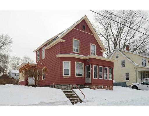 独户住宅 为 销售 在 80 Sylvester Street 80 Sylvester Street Lawrence, 马萨诸塞州 01843 美国