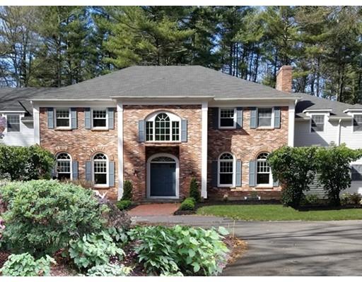 Maison unifamiliale pour l Vente à 308 Caterina Heights 308 Caterina Heights Concord, Massachusetts 01742 États-Unis