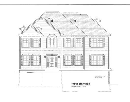 واحد منزل الأسرة للـ Sale في 2 VETERANS WAY 2 VETERANS WAY Reading, Massachusetts 01867 United States