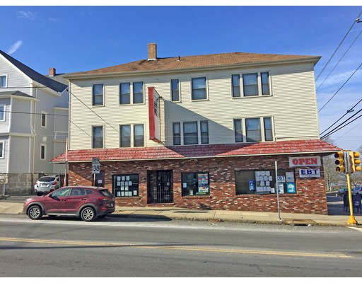Multi-Family Home for Sale at 515 Broadway 515 Broadway Fall River, Massachusetts 02724 United States