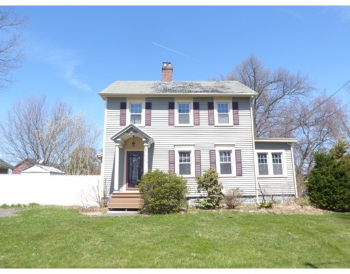 Single Family Home for Sale at 796 THOMPSONVILLE ED 796 THOMPSONVILLE ED Suffield, Connecticut 06078 United States