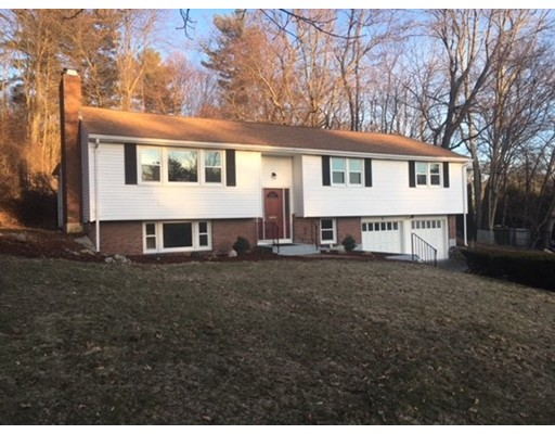 Single Family Home for Sale at 5 Bosworth Road 5 Bosworth Road Framingham, Massachusetts 01701 United States