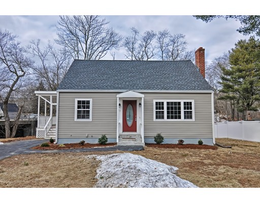 独户住宅 为 销售 在 27 Haverstock Road 27 Haverstock Road 富兰克林, 马萨诸塞州 02038 美国