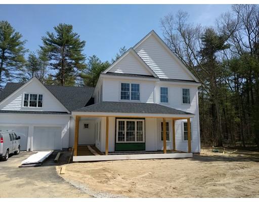 Частный односемейный дом для того Продажа на 11 10 BRISTOL POND ROAD 11 10 BRISTOL POND ROAD Norfolk, Массачусетс 02056 Соединенные Штаты