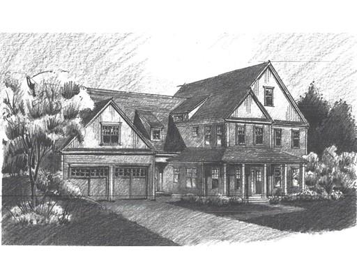 Частный односемейный дом для того Продажа на 12 8 BRISTOL POND ROAD 12 8 BRISTOL POND ROAD Norfolk, Массачусетс 02056 Соединенные Штаты