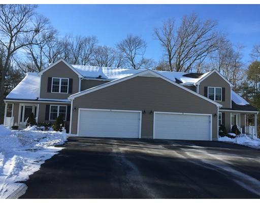 Appartement en copropriété pour l Vente à 30 Captain Carlson way 30 Captain Carlson way West Bridgewater, Massachusetts 02379 États-Unis
