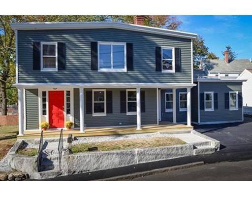 Maison unifamiliale pour l Vente à 50 Central 50 Central Fitchburg, Massachusetts 01420 États-Unis