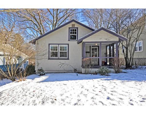 獨棟家庭住宅 為 出售 在 17 OVERBROOK TERRACE 17 OVERBROOK TERRACE Natick, 麻塞諸塞州 01760 美國