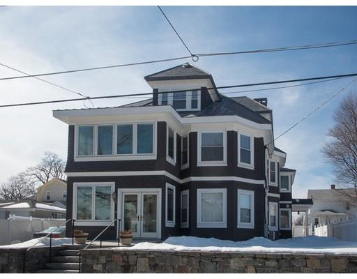 Casa Unifamiliar por un Alquiler en 30 Mountain Avenue 30 Mountain Avenue Fitchburg, Massachusetts 01420 Estados Unidos