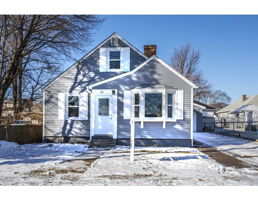Single Family Home for Sale at 68 Perrin Avenue 68 Perrin Avenue Pawtucket, Rhode Island 02861 United States