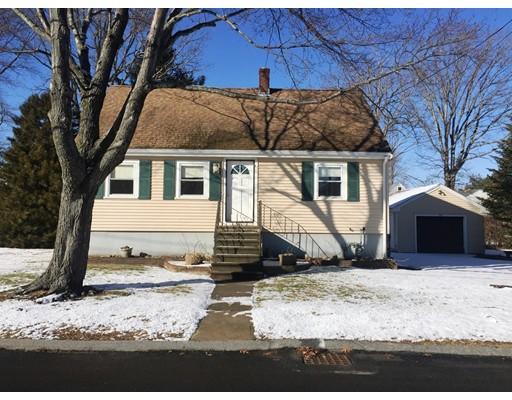 واحد منزل الأسرة للـ Sale في 33 Logan Road 33 Logan Road Braintree, Massachusetts 02184 United States