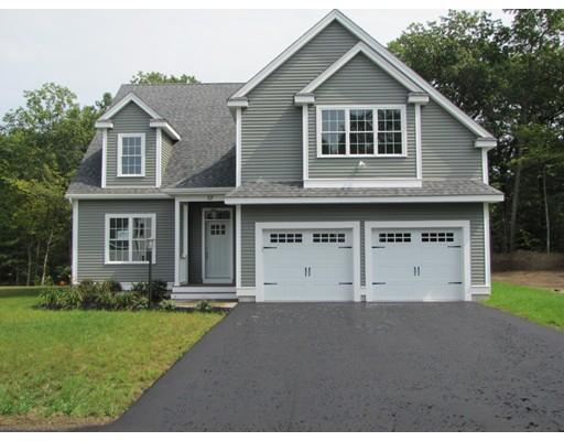 Single Family Home for Sale at 8 Jordan Road 8 Jordan Road Holden, Massachusetts 01520 United States
