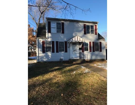 Частный односемейный дом для того Аренда на 38 Balfour Drive #1 38 Balfour Drive #1 Springfield, Массачусетс 01118 Соединенные Штаты