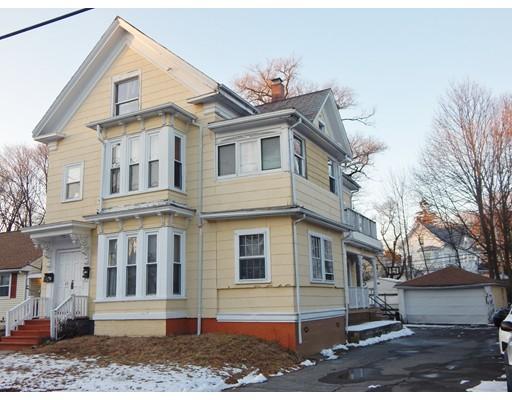 Многосемейный дом для того Продажа на 45 Richmond Street 45 Richmond Street Brockton, Массачусетс 02301 Соединенные Штаты