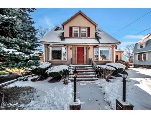 独户住宅 为 销售 在 25 Newbury Street 25 Newbury Street Woburn, 马萨诸塞州 01801 美国
