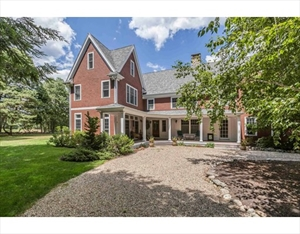 35 Laurel Road  is a similar property to 1 Fox Meadow Lane  Weston Ma