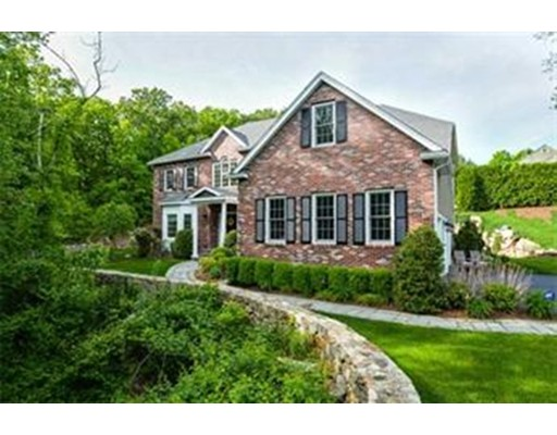 Single Family Home for Sale at 30 Whispering Lane 30 Whispering Lane Natick, Massachusetts 01760 United States