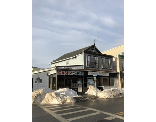 Commercial for Sale at 1507 Pleasant Street 1507 Pleasant Street Fall River, Massachusetts 02723 United States