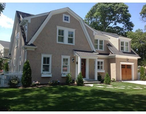 独户住宅 为 销售 在 101 Hollingsworth 101 Hollingsworth 巴恩斯特布, 马萨诸塞州 02655 美国