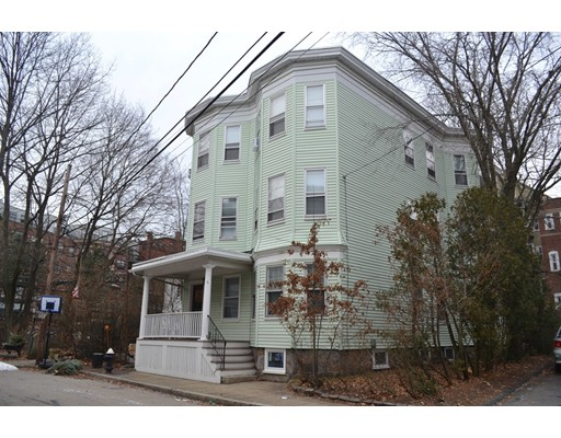 联栋屋 为 出租 在 6 Elm St #2 6 Elm St #2 布鲁克莱恩, 马萨诸塞州 02445 美国