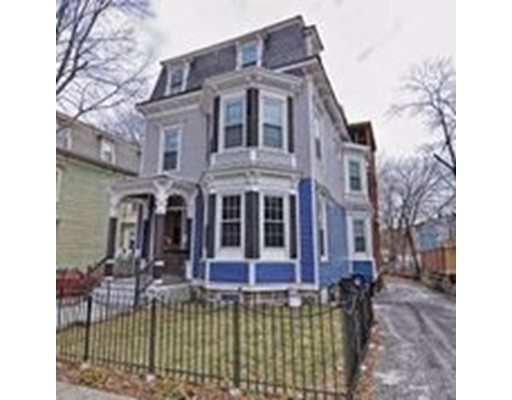 Multi-Family Home for Sale at 50 Perrin Street 50 Perrin Street Boston, Massachusetts 02119 United States