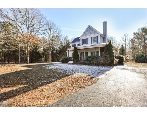 Single Family Home for Sale at 177 Homestead Lane 177 Homestead Lane Falmouth, Massachusetts 02536 United States