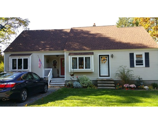 独户住宅 为 销售 在 25 WOODBURY ROAD 25 WOODBURY ROAD Billerica, 马萨诸塞州 01821 美国