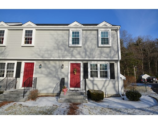 Condominium for Sale at 161 Winter Street 161 Winter Street Hanson, Massachusetts 02341 United States