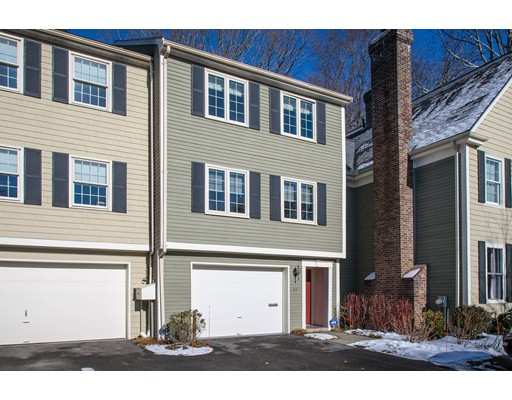 Condominium for Sale at 66 Linden Street 66 Linden Street Wellesley, Massachusetts 02482 United States
