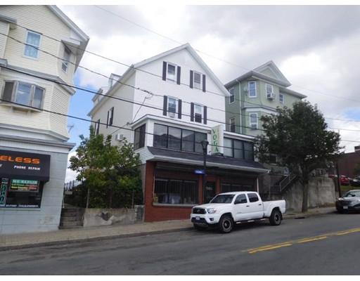 商用 为 出租 在 296 Columbia Street 296 Columbia Street Fall River, 马萨诸塞州 02721 美国
