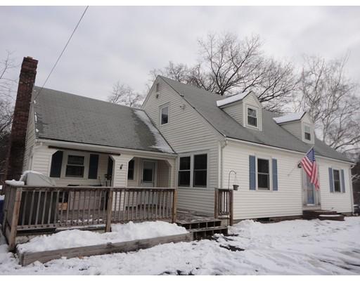 Single Family Home for Sale at 44 Crane Avenue 44 Crane Avenue Maynard, Massachusetts 01754 United States