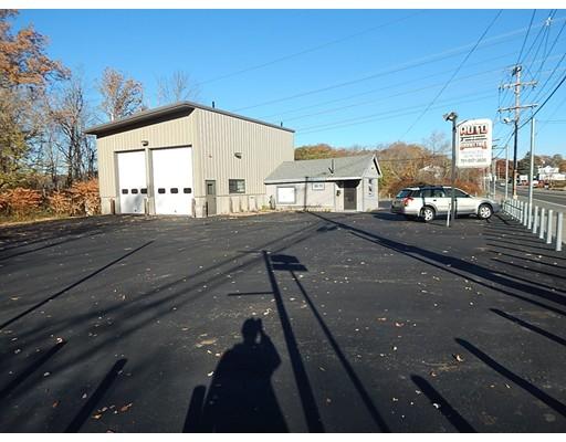 商用 为 销售 在 1023 Temple Street 1023 Temple Street Whitman, 马萨诸塞州 02382 美国