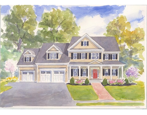Single Family Home for Sale at 29 Philip Road 29 Philip Road Lexington, Massachusetts 02420 United States
