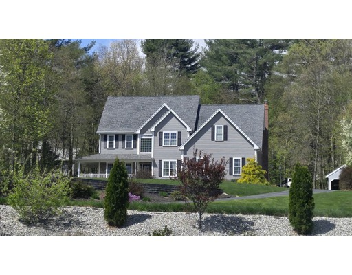 Single Family Home for Sale at 11 Colicum Drive 11 Colicum Drive Charlton, Massachusetts 01507 United States